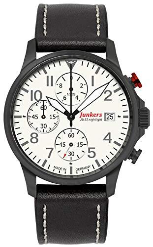 Junkers Tante Ju Chronograph Herrenuhr 6872-5