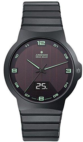 Junghans Force Funk-Solar-Uhr 018/1436.44