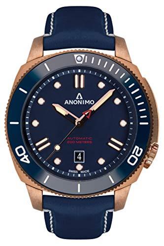 Anonimo nautilo AM100207005A07 Herren Automatik Uhren