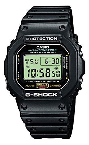 Casio G-Shock Herren-Armbanduhr DW5600E1VER
