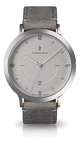 Lilienthal Automatik Zeitgeist Silber