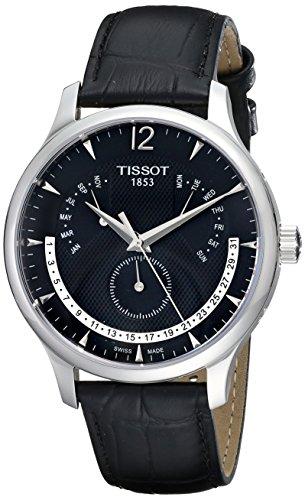 Tissot Herren-Uhr T063.637.16.057.00 quartz