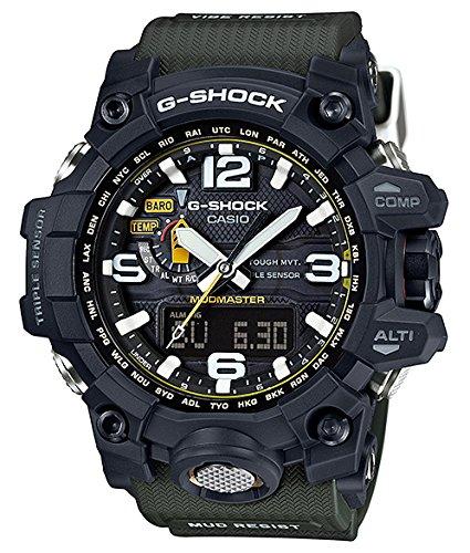 CASIO - Herren -Armbanduhr GWG-1000-1A3ER