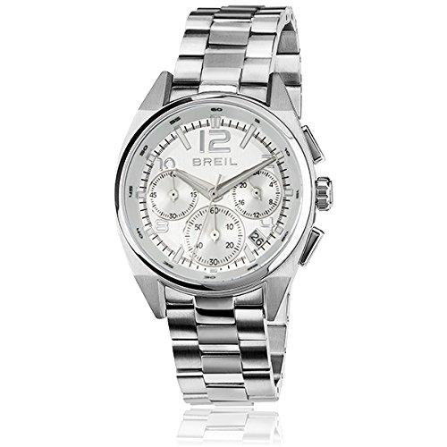 BREIL Uhren MASTER Unisex Chronograph Silber - TW1410