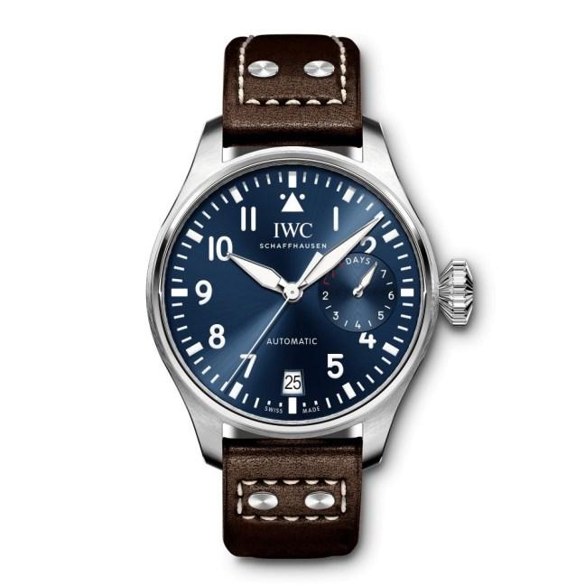 Beliebte Luxusuhr: IWC Fliegeruhr