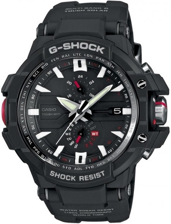 Casio G-Shock Premium Uhr GW-A1000-1AER