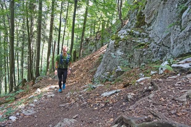 Sonnsteine Trail Suunto GPS Testing