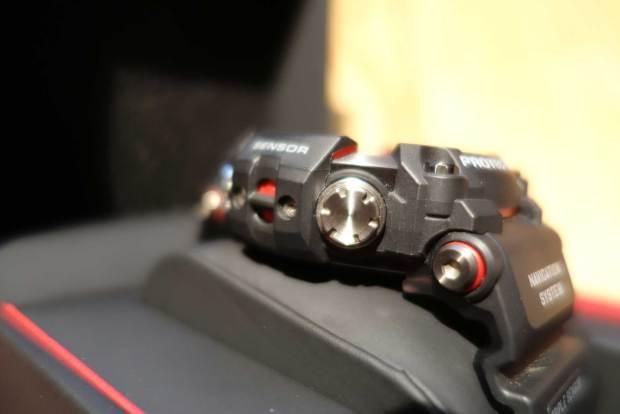 Casio Rangeman Detail