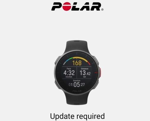 Polar Updates