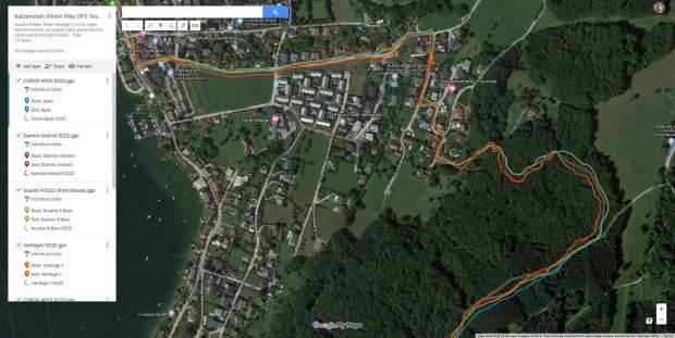 From Gmunden onto the Grünberg's slope