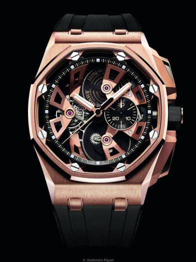Royal Oak Offshore Tourbillon (Referenz: 26421OR.OO.A002CA.01)