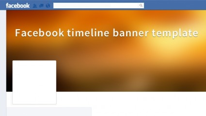 facebook page banner template 25 facebook banner templates free ...
