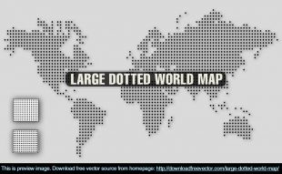 Dotted world map vector full hd pictures 4k ultra full wallpapers dotted world map vector illustration business concept about world dotted world map vector illustration business concept about world map global elements blue gumiabroncs Images