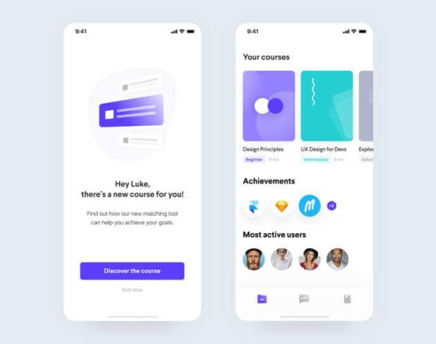 Learn IOS App Design- uifreebies.net