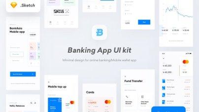 Klamma Banking UI Kit Free
