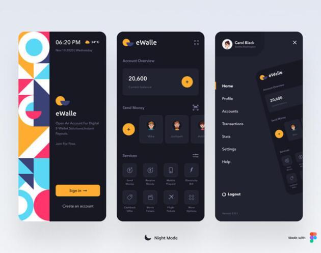 Portable Wallet App Free