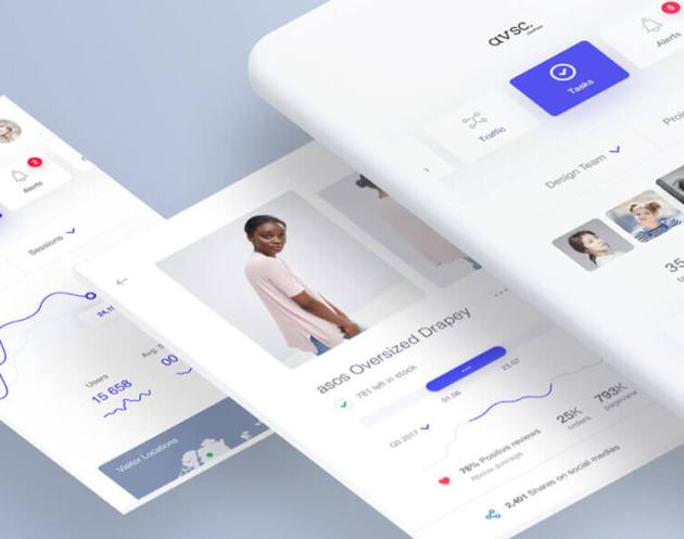Avsc App UI Kit Free