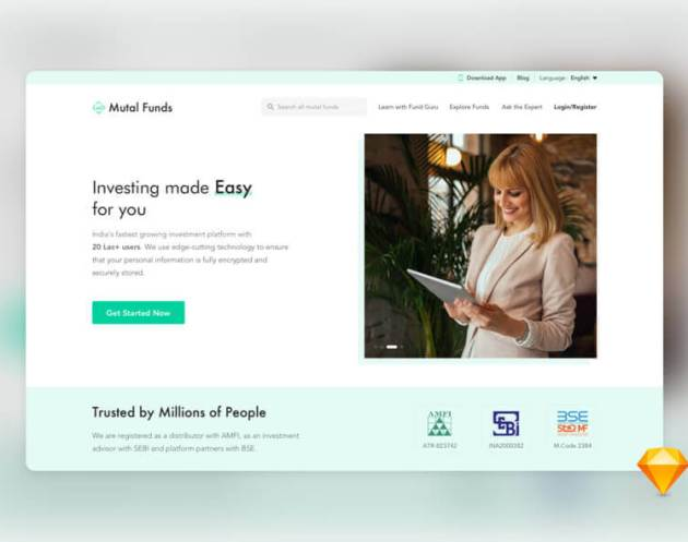 Mutal Funds Website Free