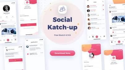 Social Katchup App Free