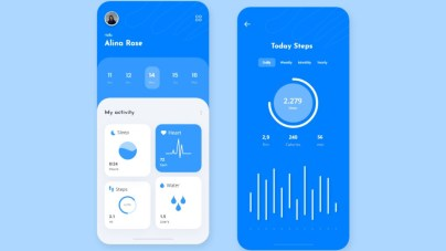 Free Health Activity Tracker App