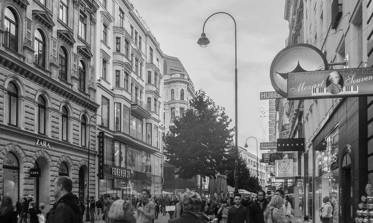 Pressemitteilung zum Terroranschlag in Wien