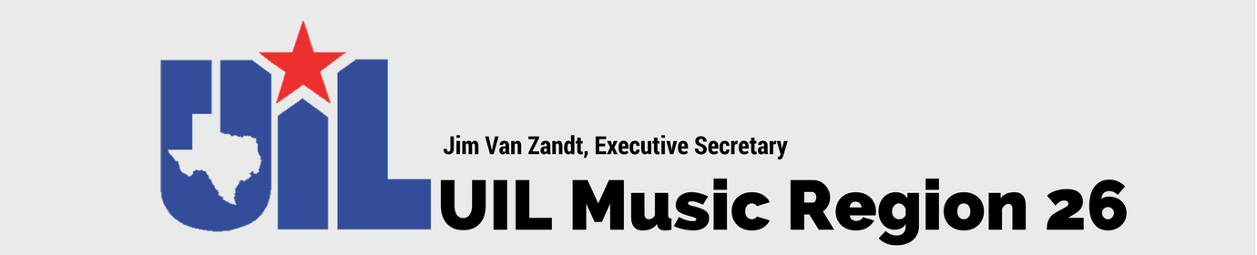 UIL Music Region 26
