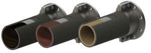 unalok tube rubber options