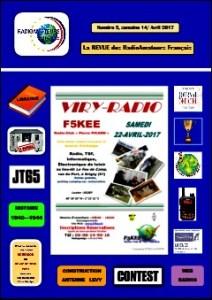 La Revue Radioamateurs France RAF 05-Semaine 14-2017!