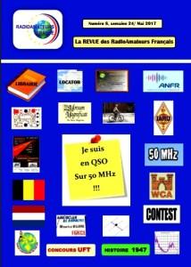 La Revue Radioamateurs France RAF 08-Semaine 24-2017