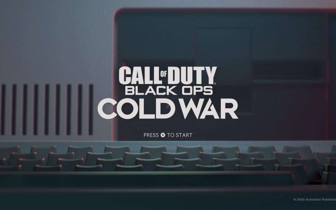 Call of Duty® Black Ops Cold War