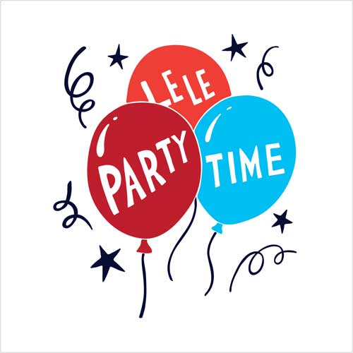 Lele - Party Time