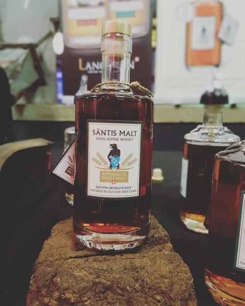 Säntis Malt Zwitserse whisky