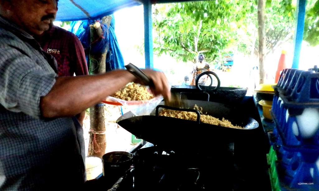 Hungry Traveller in Bengaluru