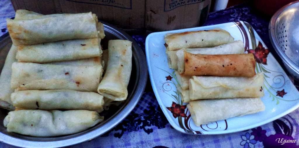 Street Food In Darjeeling