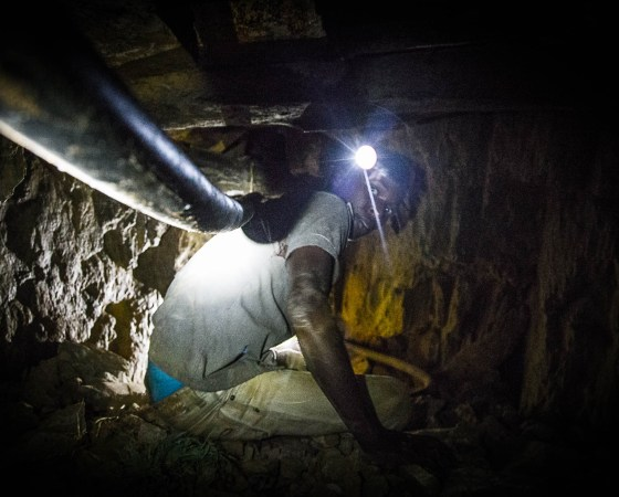 Searching for sustainable gold