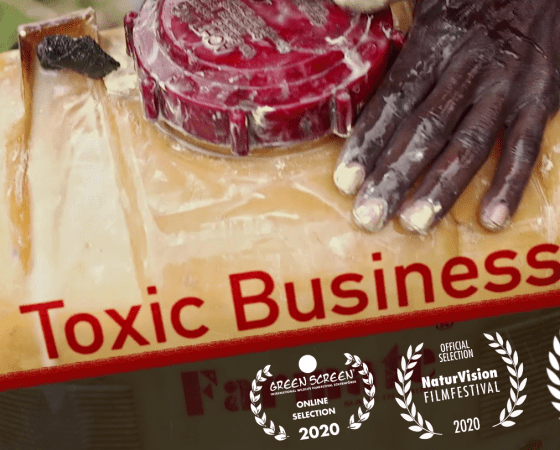 Toxic Business
