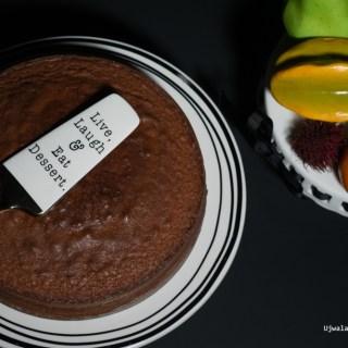 5 ingredient Cake