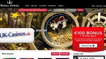 Royal Panda UK Casino