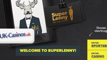 New UK Casino: SuperLenny Casino