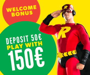 Rizk Casino Welcome Bonus