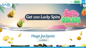 luckyme slots