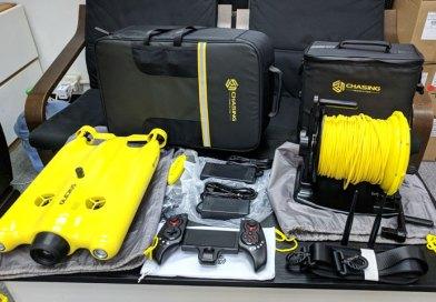 4Kカメラ搭載の水中撮影専用ドローン『グラディウス』(Gladius Advanced Pro) を入荷いたしました!