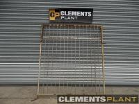 Used JCB 3CX Window Guard (A2)