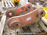 Used Miller 15T Quick Hitch(A17)