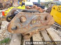 Used (A19) Geith 13T Auto Quick Hitch