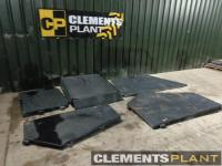 Used Cab Guards Manitou MT1435 (5)