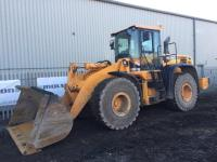 Hyundai HL760-9A - UK Plant Traders