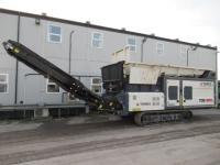 Terex TDS820 Slow Speed Shredder - UK Plant Traders