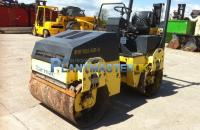 2003 Bomag BW 120 AD 3 Double Drum Roller - UK-PlantTraders.com