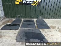 Used Cab Guards Kubota KX161 (12)